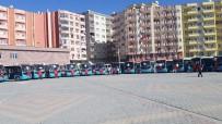 ERGÜN BAYSAL - Kızıltepe Ulaşımı İçin 48 Yeni Araç Hizmete Girdi