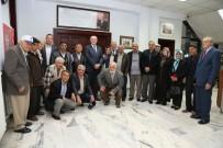 SAVUNMA HAKKI - Koca Çınarlar Başkan Kazım Kurt'un 'Avukatlar Gününü' Kutladı
