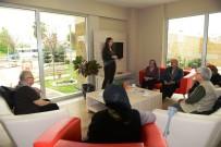 ŞIŞMANLıK - Konyaaltı'nda Yaşlılara Beslenme Eğitimi