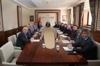 ALI ERDOĞAN - 'KÖYDES İl Tahsisat Komisyonu' Toplantısı Vali Pehlivan Başkanlığında Gerçekleştirildi