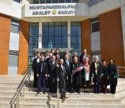 Kurtulan'dan Avukatlara Kutlama Ziyareti
