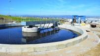 Lapseki'de Atık Su Arıtma Tesisi Hizmete Girdi