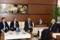Macar Büyükelçi'den Başkan Gül'e Ziyaret