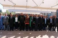 ADALET SARAYI - Manisa Barosu Avukatlar Gününü Kutladı