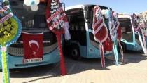 Mardin'de Toplu Ulaşıma Dahil Edilen Araçlar İçin Tören
