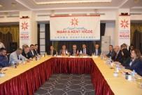 'Marka Kent Niğde' Projesi Toplantısı Yapıldı