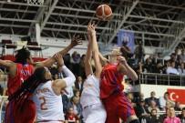 DIAMOND - Mersin Derbisini, Çukurova Basketbol Kazandı