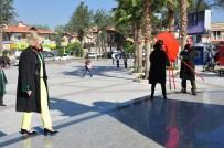 Milas'ta Avukatlar Günü Kutlandı