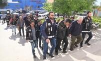 Muğla Merkezli 'Göçmen Kuşlar' Operasyonunda 32 Tutuklama