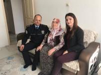 Niksar'da Şehit Polis Aileleri Ziyaret Edildi