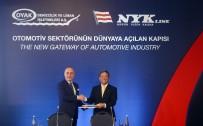 YARıMCA - OYAK Ve Japon Devi NYK Line Arasında 110 Milyon Dolarlık İşbirliği
