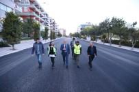 KıNıKLı - Pamukkale Belediyesi Altı Günde Çalışmaları Bitirdi
