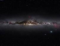 KARA DELIK - Samanyolu'nun merkezinde on bin kara delik olabilir