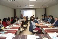 BEDEN DILI - SDÜ'de Göreve Başlayan Şeflere Hizmet İçi Eğitim