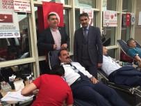 SAĞLıK SEN - Siirt'te Kan Bağışı Kampanyası