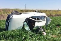 Sungurlu'da Trafik Kazası Açıklaması 3 Yaralı