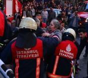 BAŞSAVCIVEKİLİ - Taksim Eğitim Ve Araştırma Hastanesi'nde  Çıkan Yangın Kontrol Altına Alındı