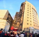 BAŞSAVCIVEKİLİ - Taksim Eğitim Ve Araştırma Hastanesi'nde Çıkan Yangın Söndürüldü