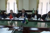 TİCARET ANLAŞMASI - Taşkent'te Türkiye-Özbekistan Tercihli Ticaret Anlaşması Müzakereleri