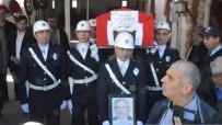 Tokat'ta Emekli Polis Başmüfettişine Son Görev