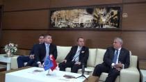 'Türkiye'nin Avrupa'nın Güvenliği İçin Yaptıklarını Takdirle Karşılıyoruz'