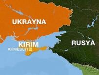 DIŞİŞLERİ KOMİSYONU - Ukrayna, Rusya ile ikili anlaşmaların 44'ünü feshetti