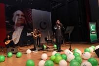 YASİN YUNAK - Üniversitede Yeşilay Gençlik Konseri Düzendi