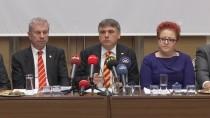 MECIDIYEKÖY - 'Yönetim Kurulunda 72 Kişi Olacak'