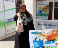 Zeytinburnu'nda 16 Bin 757 Adet Ekmek Çöpten Kurtarıldı
