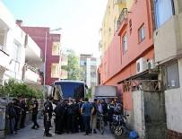 ÖĞRENCI EVI - Adana'da öğrenci evi görünümlü 6 yurt binası mühürlendi