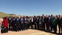 GÜNEYDOĞU ANADOLU PROJESI - Afrika Ülkelerinin Büyükelçileri Ve Diplomatları Şanlıurfa'da