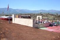 ABDURRAHMAN DEMIREL - Afrin sınırında şükür namazı kılındı