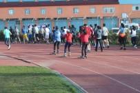 Ağrı'da'Koşabiliyorken Koş' Projesi Tekrar Başladı