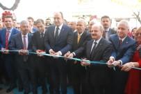 ÖZDEMİR ÇAKACAK - Aile Destek Merkezi Açıldı