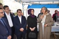 AK PARTİ İLÇE BAŞKANI - AK Partili Kadınlardan Mehmetçik Yararına Kermes