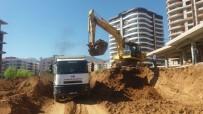 ULUDERBENT - Alaşehir Belediyesinden Hummalı Çalışma
