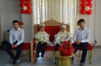 ÖMER DOĞANAY - Artvin'de Çocuk Evleri'nde Kalan 4 Kardeş İçin Sünnet Şöleni Düzenlendi
