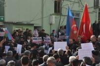 VİZESİZ SEYAHAT - Asimder Başkanı Gülbey Açıklaması 'Pkk'lılar Ermenilerin Desteğiyle Ukrayna'ya Kaçıyor'