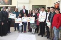 YEŞILAY CEMIYETI - 'Bağımlılık' Konulu Yarışmanın İl Sonuçları Açıklandı, 6 Eser Van'ı Türkiye Finalinde Temsil Edecek