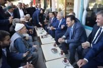 ŞAHNAHAN - Bakan Tüfenkci, Çiftlik Bank Anketini Açıkladı