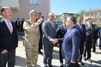 HİLMİ BİLGİN - Bakan Yılmaz, Sivas'ta Cenaze Törenine Katıldı