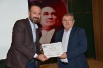 İBRAHIM COŞKUN - Başarılı Kursiyerler Girişimcilik Sertifikalarını Aldı