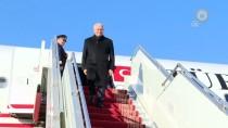 HÜSEYİN KOCABIYIK - Başbakan Yıldırım Moğolistan'a Geldi