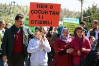 MUSTAFA AK - Başkan Ak Otizmli Çocuklarla Piknikte Bir Araya Geldi