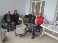 Biga'da Geleneksel Süt Günü Yapıldı