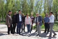 Bismil'de Göletli Ve Masal Parkı'n Çalışmalarına Başladı