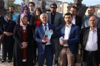 SIYAH ÇELENK - Büstünü Diken CHP'li Belediye Başkanı İrfan Mandalı'ya Tepkiler Durmak Bilmiyor