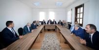 UĞUR İBRAHIM ALTAY - Büyükşehir'in Tahsis Ettiği Konya STK Platformu Yeni Hizmet Binası Açıldı