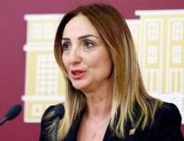 AYLİN NAZLIAKA - CHP'den Aylin Nazlıaka kararı