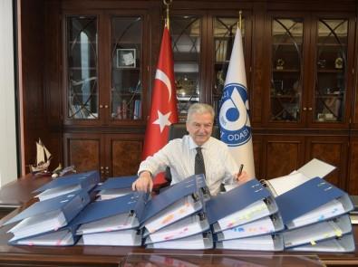 Demirtaş'tan 'İTO Seçimlerinde Sonuna Kadar Varım' Açıklaması